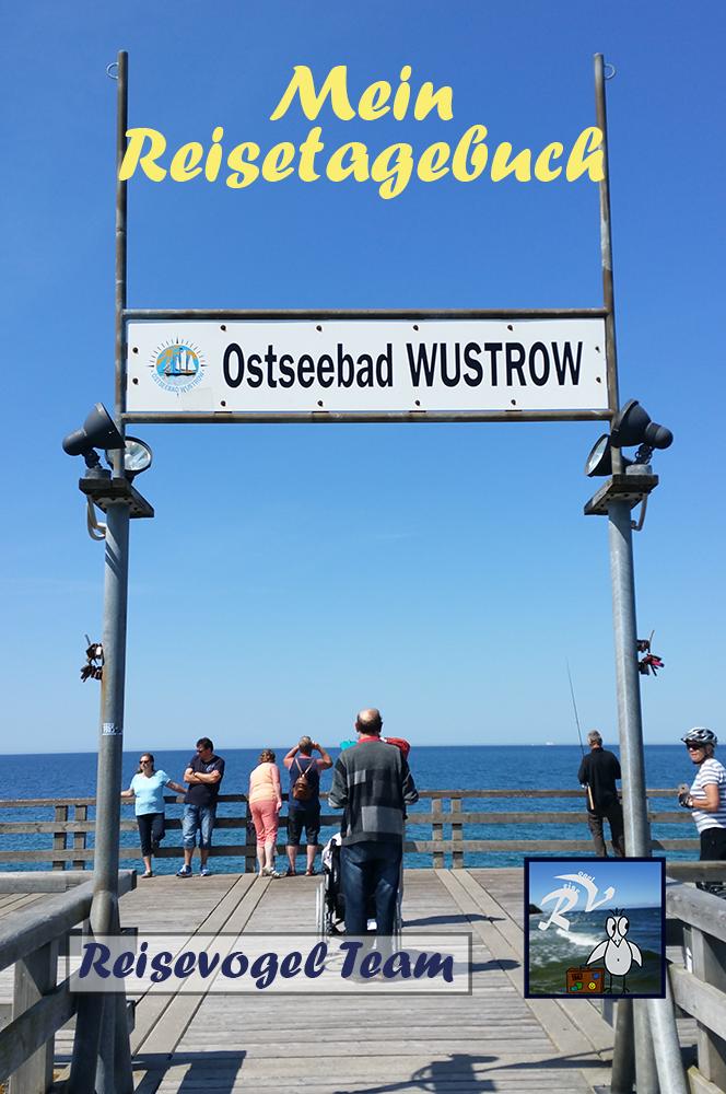 Reisetagebuch Wustrow