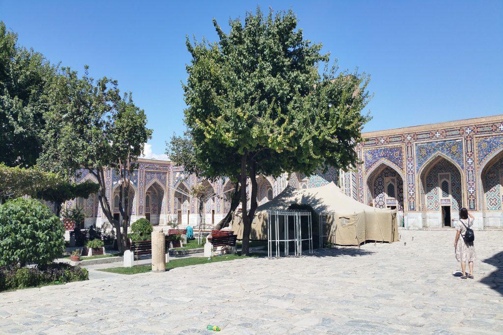 Medrese am Registan