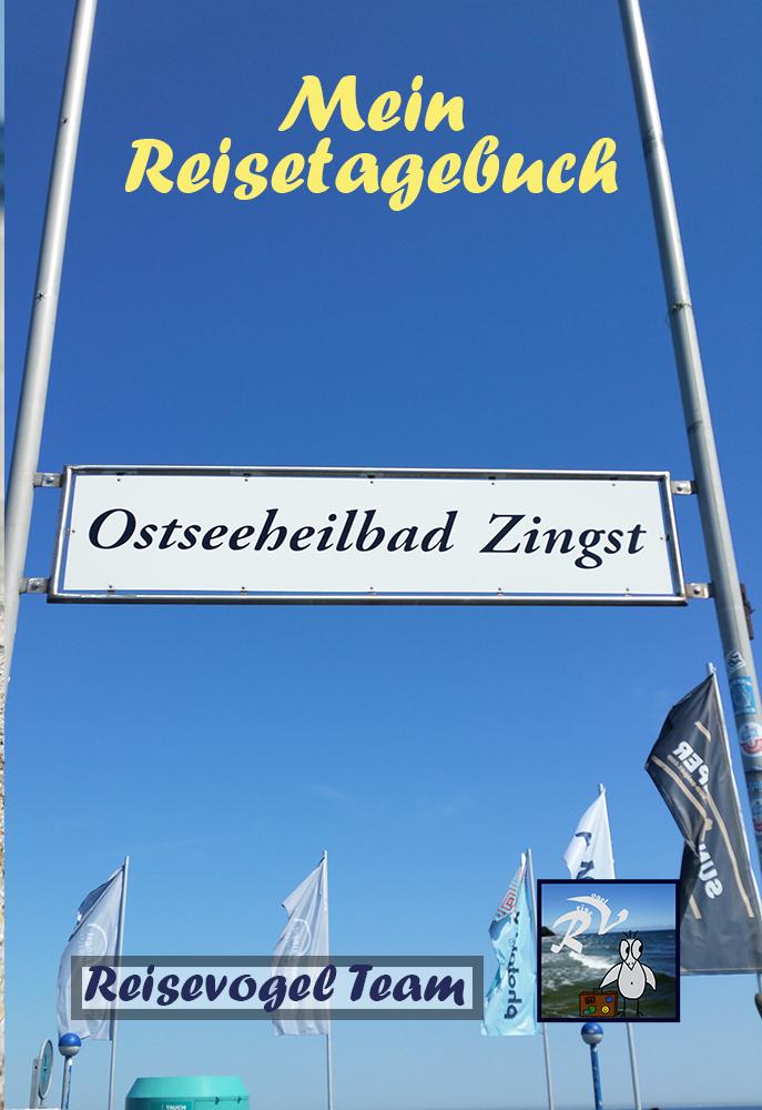 Reisetagebuch Zingst von Reisevogel-Team