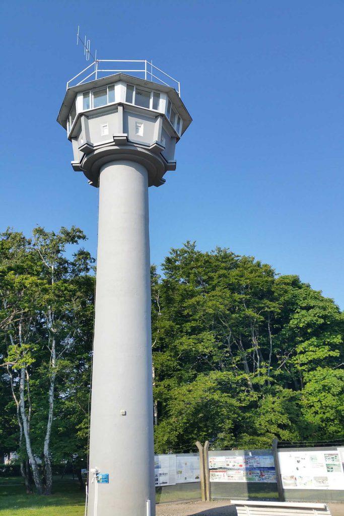 Grenzturm in Kuehlungsborn