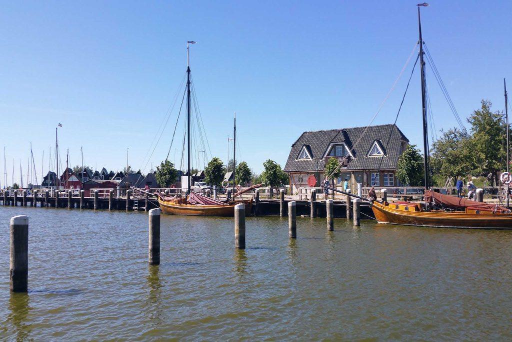 Hafen in Ahrenshoop