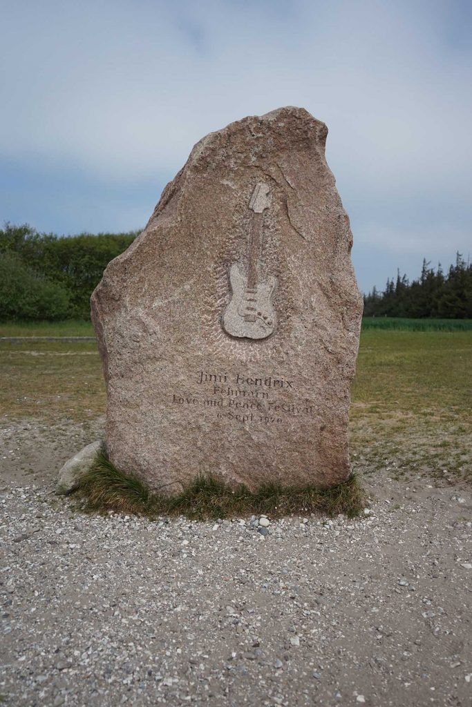 Jimi-Hendrix-Denkmal