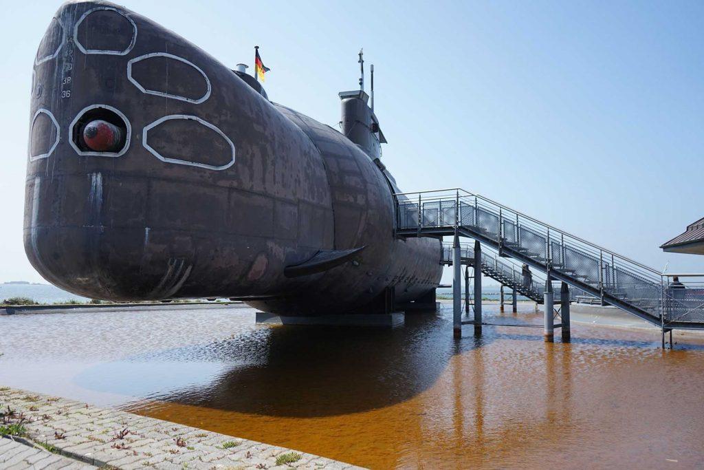 U-Bootmuseum auf Fehmarn