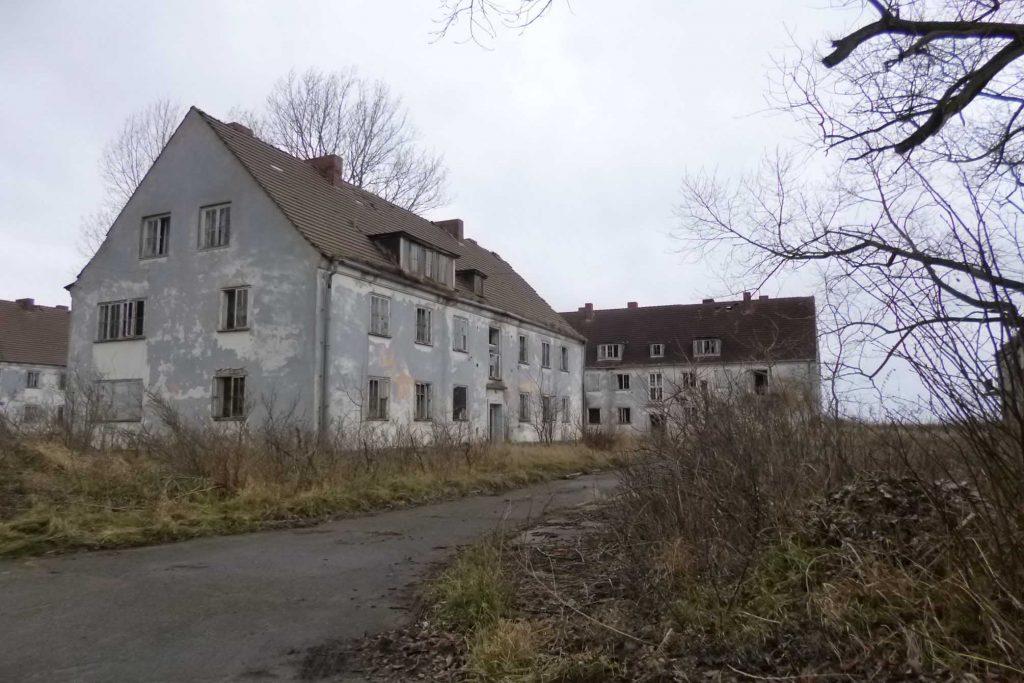 Halbinsel Wustrow-Wohnhaus