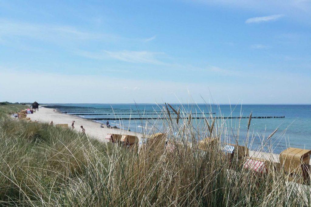 Wustrow Strand
