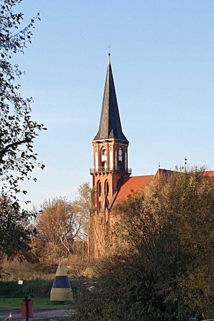 Wustrower Kirchturm