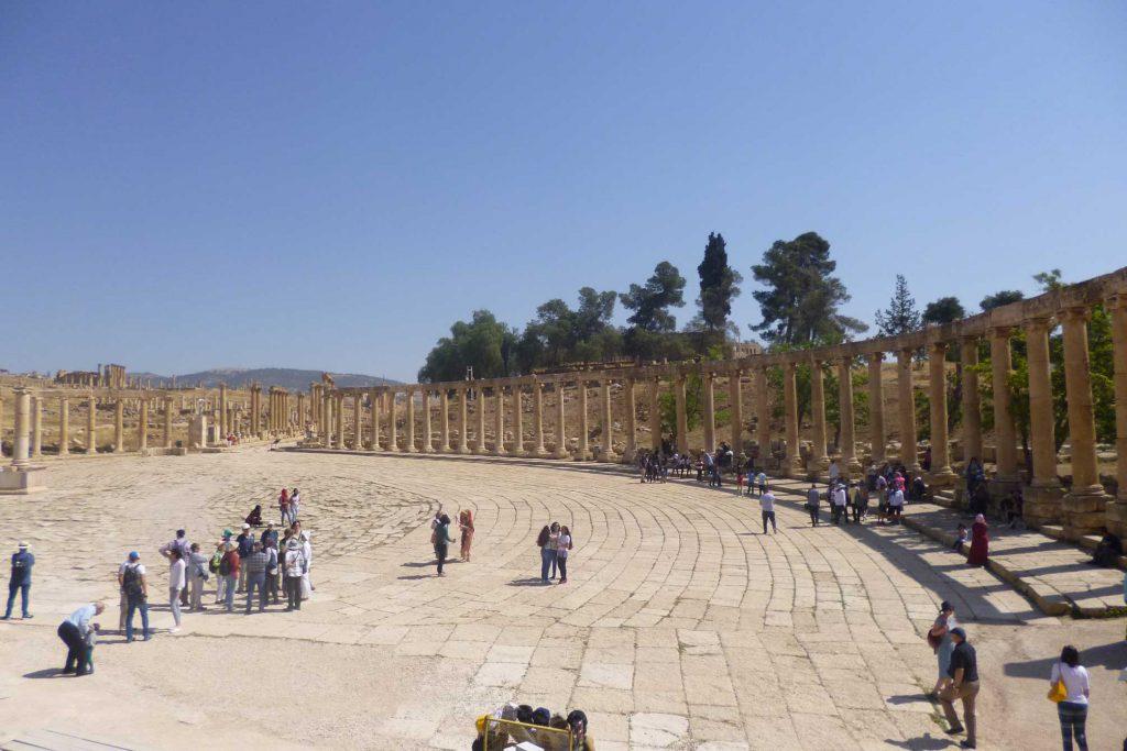 Forum Jerash