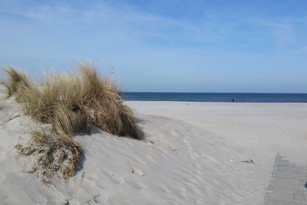 Strandaufgang in Prerow