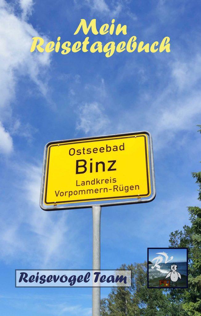 Reisetagebuch Binz